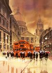 Reflections In The City by Peter J Rodgers