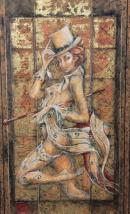 Showgirl III by Joy Kirton Smith