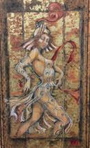 Showgirl IV by Joy Kirton Smith