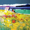 Summer  - Iona by John Lowrie Morrison