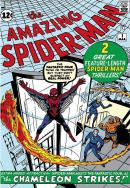 The Amazing Spider-Man #1 - Spider-Man Meets The Fantastic Four by Stan Lee  Marvel Comics