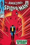 Stan Lee  Marvel Comics - The Amazing Spider Man #50