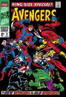 Stan Lee  Marvel Comics - The Avengers #67 - King-Size Special #2