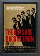 The Boys Are Back In Town by Linda Charles