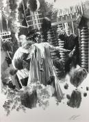 The Bride of Frankenstein - Universal Monsters Collection by Alex Ross