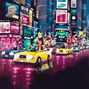 Neil Dawson - The City That Never Sleeps