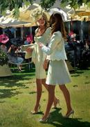 The Colour & Glamour of Ascot by Sherree Valentine Daines
