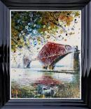 The Forth Bridge by Nigel Cooke