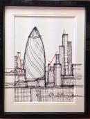 The Gherkin by Edward Waite