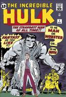 The Incredible Hulk #1 - The Strangest Man Of All Time! by Stan Lee  Marvel Comics