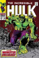 Stan Lee  Marvel Comics - The Incredible Hulk #105 - The Monster Unleashed!
