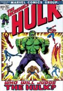 The Incredible Hulk #152 - Who Will Judge The Hulk? by Stan Lee  Marvel Comics