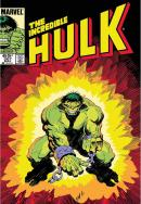 Stan Lee  Marvel Comics - The Incredible Hulk #307