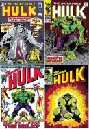 Stan Lee  Marvel Comics - The Incredible Hulk Portfolio - Paper