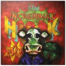 The Incredibull Hulk - Box Canvas by Caroline Shotton