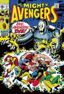 Stan Lee  Marvel Comics - The Mighty Avengers #67 - Die, Avengers Die!