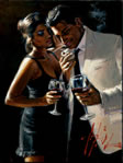 Fabian Perez - The Proposal IV