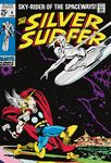 Stan Lee  Marvel Comics - The Silver Surfer #4