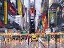 Times Square Tour by Henderson Cisz