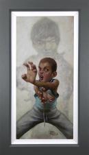Way Of Darren  - Canvas by Craig Davison