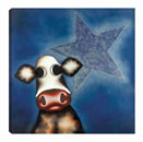 Wishing On A Star a limited edition print by Caroline Shotton