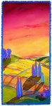 Wonderful Land II by Barbara Brody