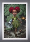 Won't Help You Sing- Canvas Deluxe by Craig Davison