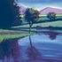 Blue River I by Paul Powis