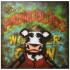The Fabmoolous Wonder Cow - Box Canvas by Caroline Shotton